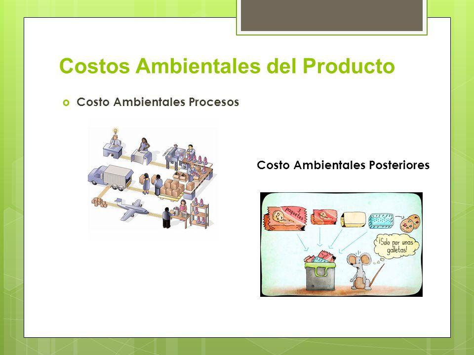 Costos Ambientales del Producto