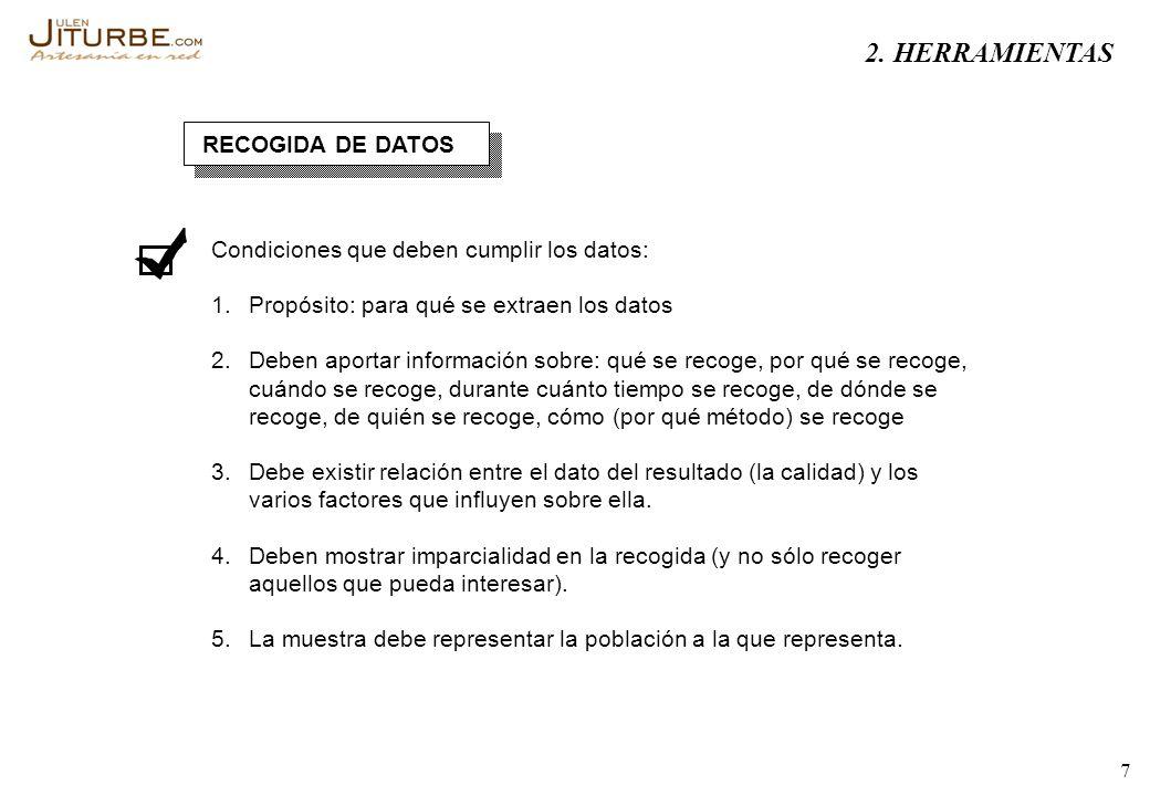 2. HERRAMIENTAS RECOGIDA DE DATOS