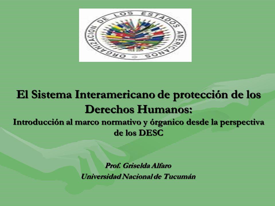 Prof. Griselda Alfaro Universidad Nacional de Tucumán