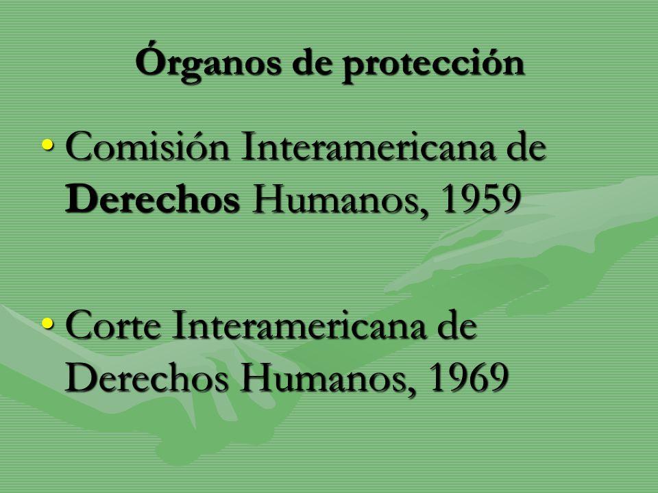 Comisión Interamericana de Derechos Humanos, 1959