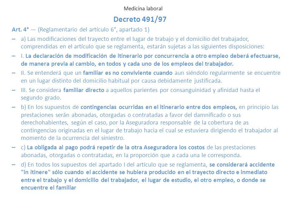 Decreto 491/97 Art. 4° — (Reglamentario del artículo 6°, apartado 1)