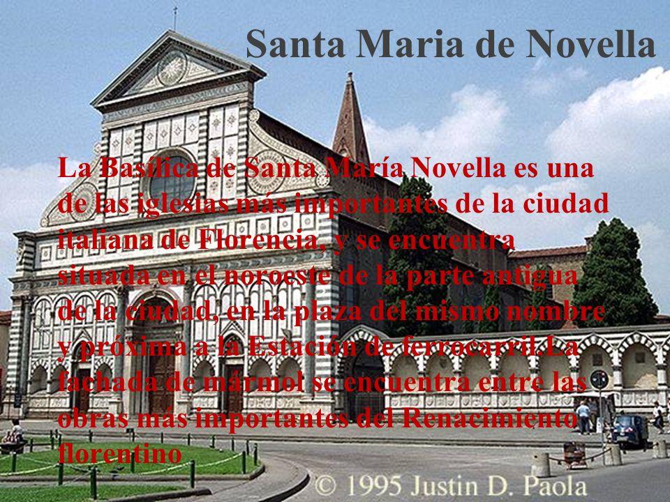 Santa Maria de Novella