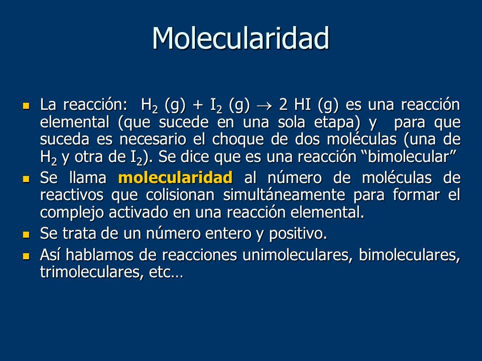 Molecularidad