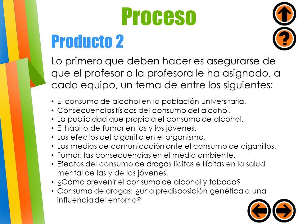 Proceso Producto 2.