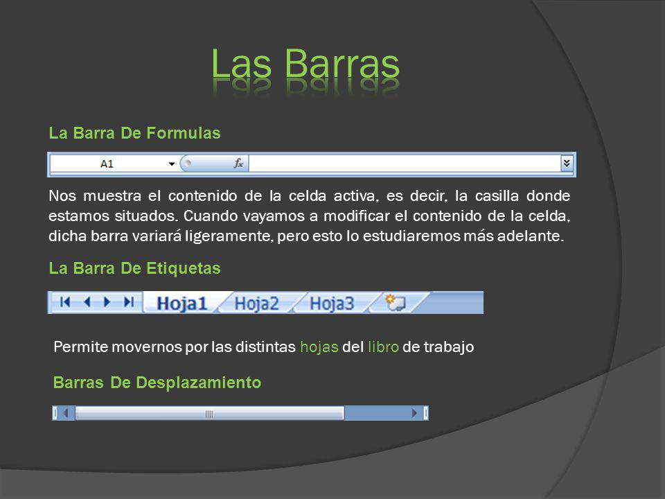 Las Barras La Barra De Formulas