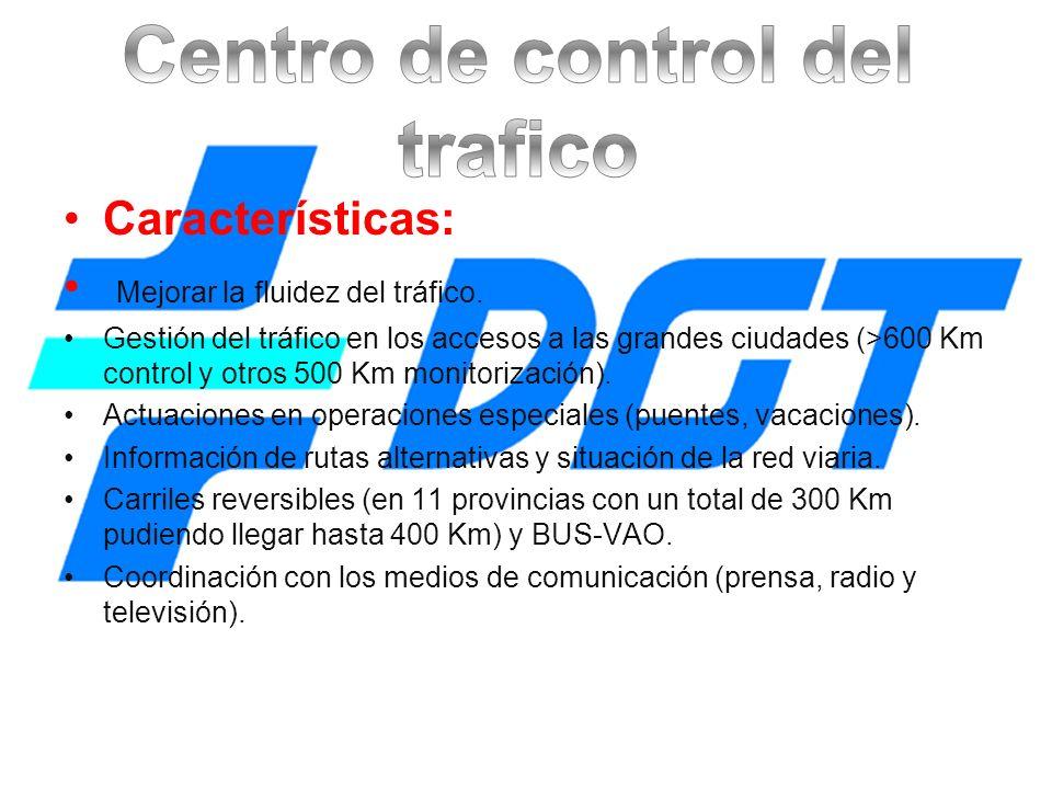 Centro de control del trafico