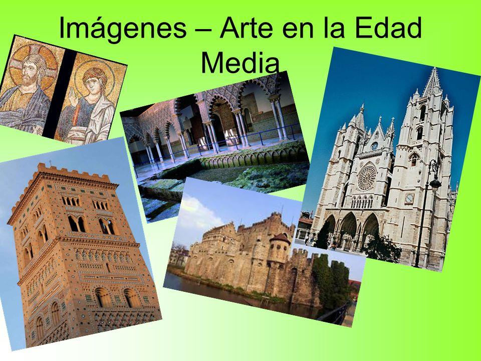 Imágenes – Arte en la Edad Media