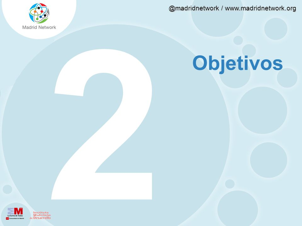 21 Objetivos