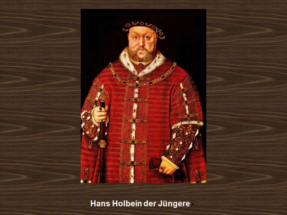 Hans Holbein der Jüngere -