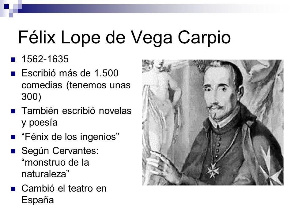 Félix Lope de Vega Carpio
