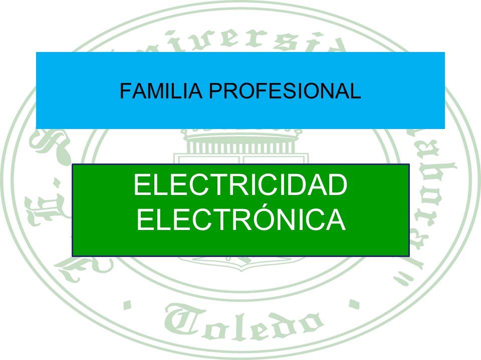 ELECTRICIDAD ELECTRÓNICA