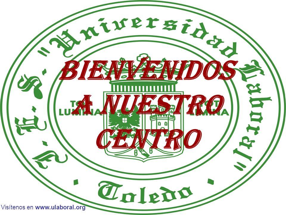 BIENVENIDOS A NUESTRO CENTRO
