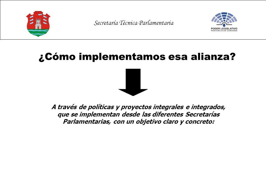 Secretaría Técnica Parlamentaria