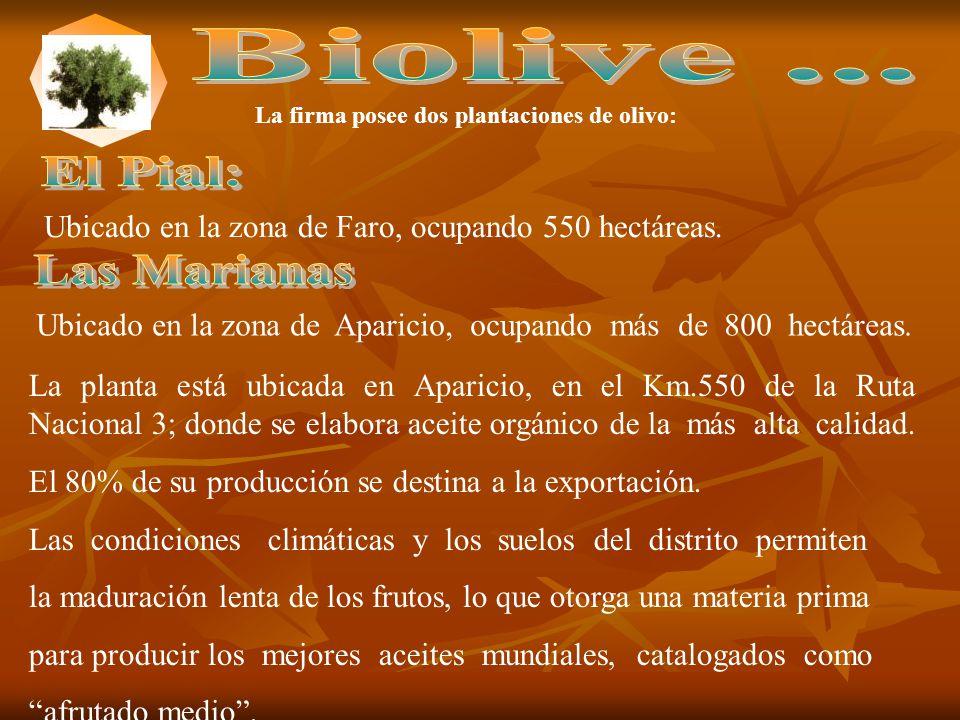 Biolive ... El Pial: Las Marianas