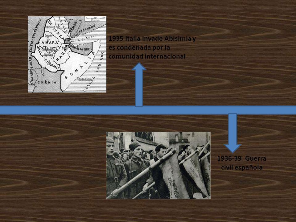 1936-39 Guerra civil española