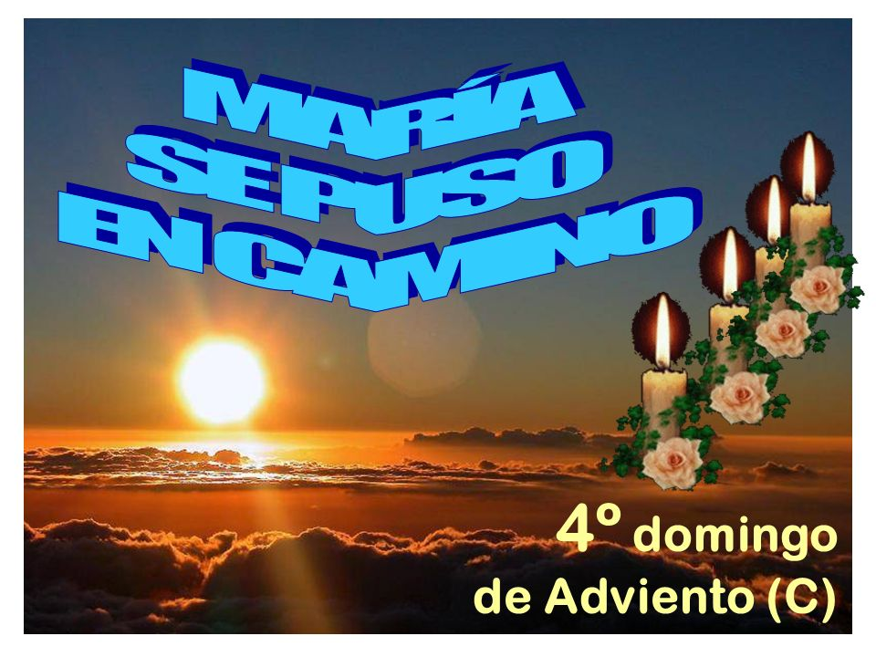 4º domingo de Adviento (C)