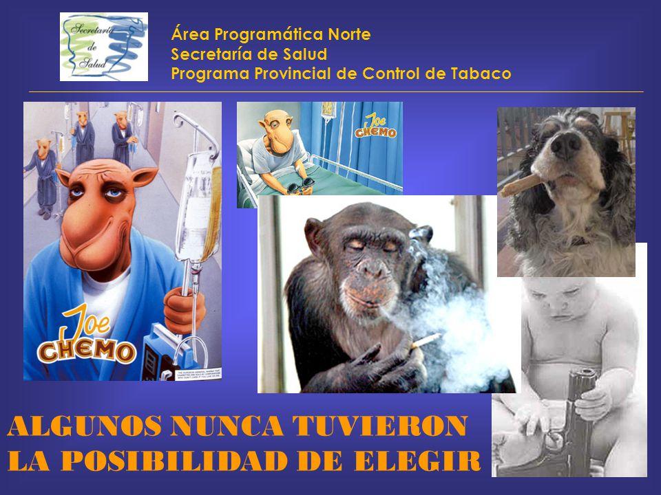 ALGUNOS NUNCA TUVIERON LA POSIBILIDAD DE ELEGIR