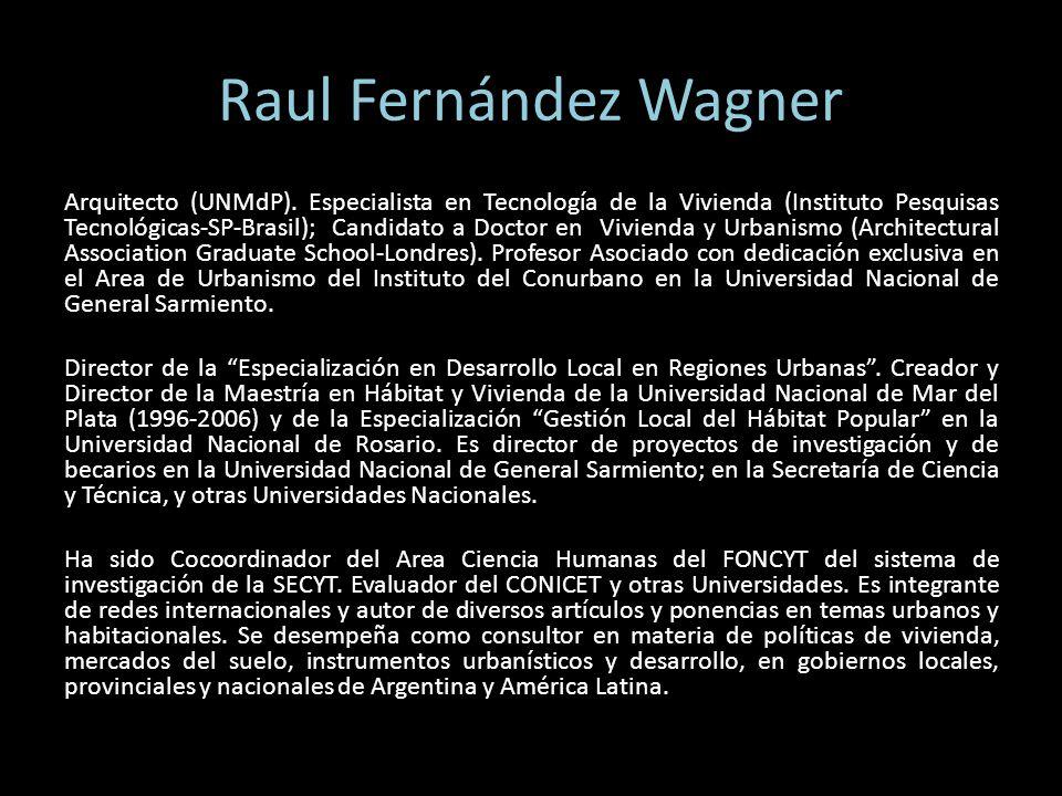 Raul Fernández Wagner