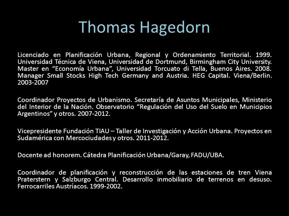 Thomas Hagedorn