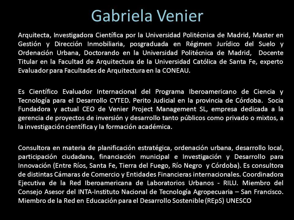 Gabriela Venier