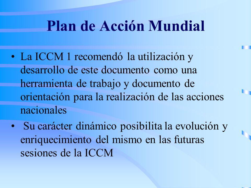 Plan de Acción Mundial