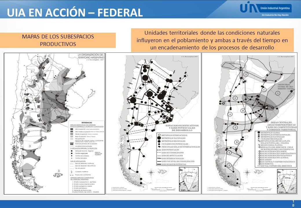 UIA EN ACCIÓN – FEDERAL -