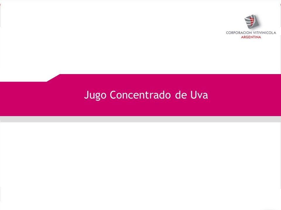 Jugo Concentrado de Uva