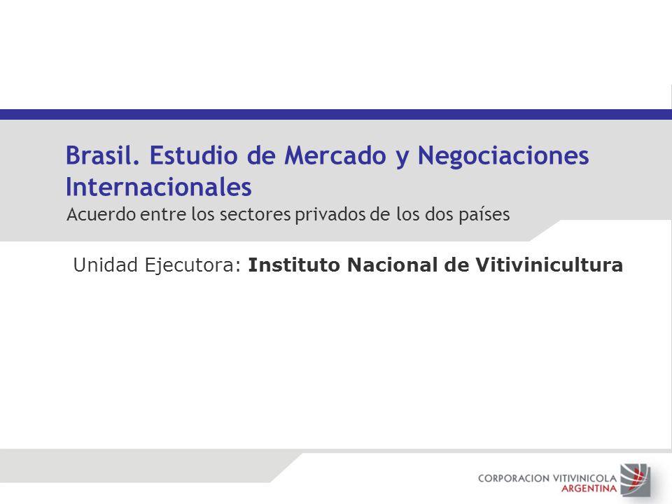 Brasil. Estudio de Mercado y Negociaciones Internacionales