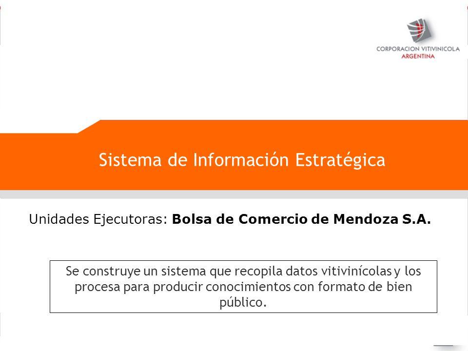 Sistema de Información Estratégica Negociaciones internacionales