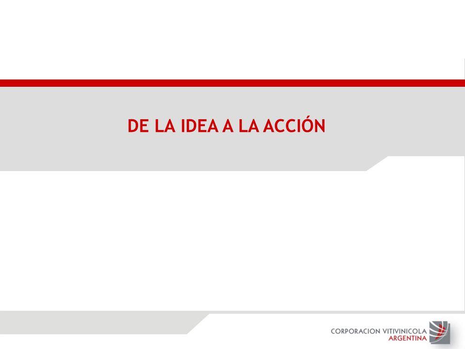 DE LA IDEA A LA ACCIÓN En EEUU y Brasil.