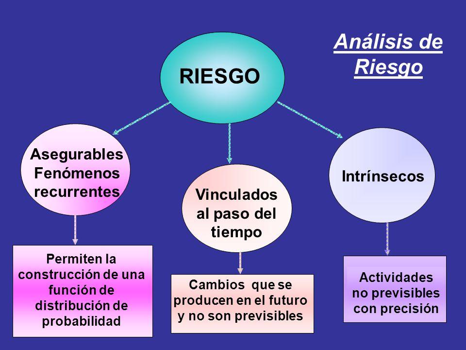 Análisis de Riesgo RIESGO