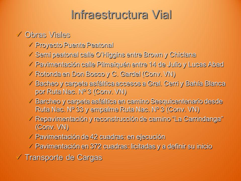 Infraestructura Vial Obras Viales Transporte de Cargas