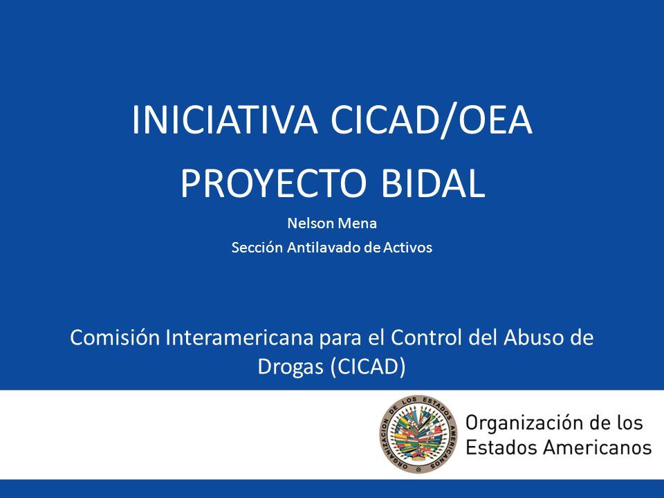 Comisión Interamericana para el Control del Abuso de Drogas (CICAD)