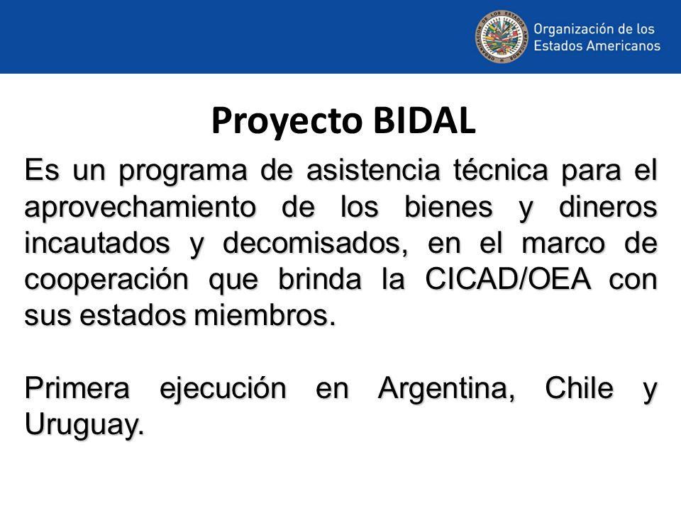 Proyecto BIDAL