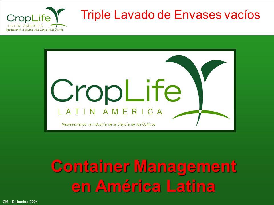 Container Management en América Latina
