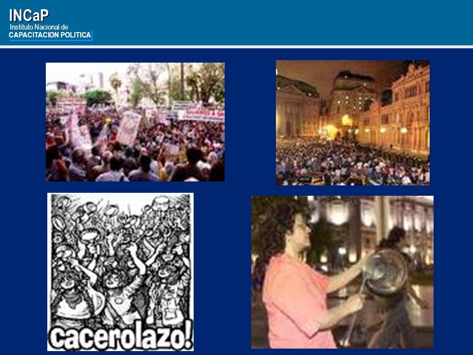 INCaP Instituto Nacional de CAPACITACION POLITICA