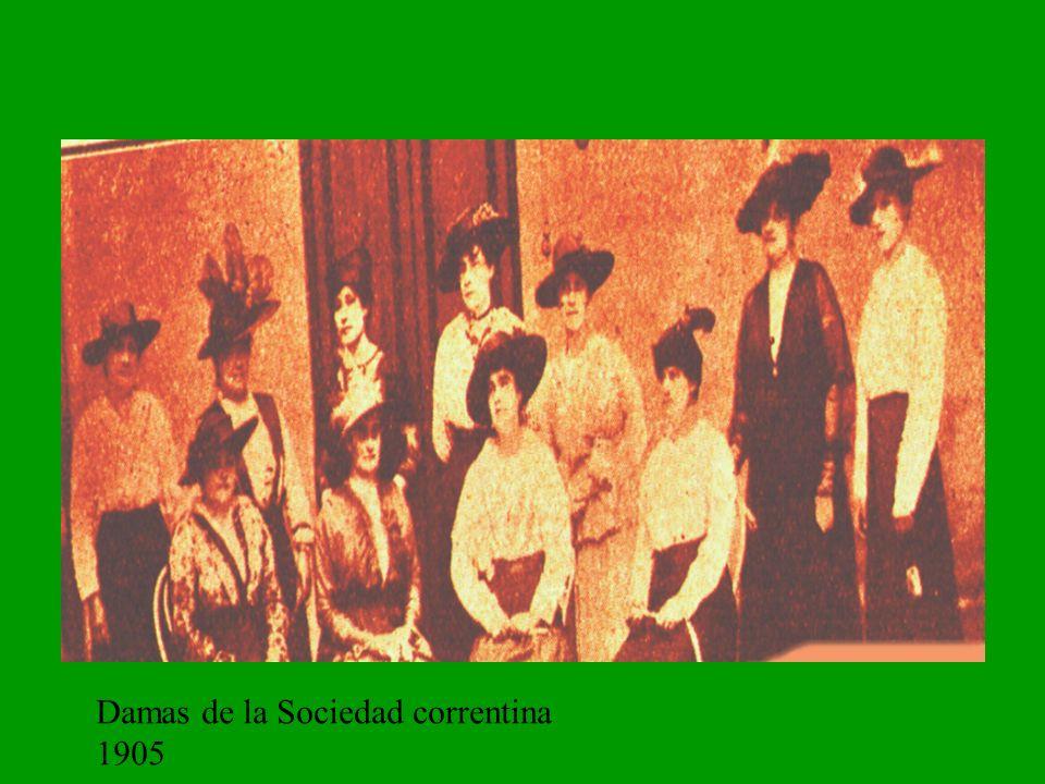 Damas de la Sociedad correntina
