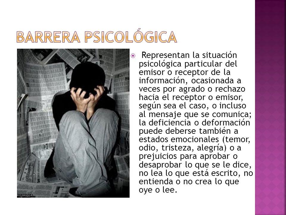 Barrera psicológica