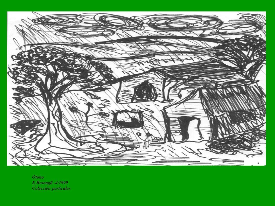 Otoño E.Resoagli -4/1999 Colección particular