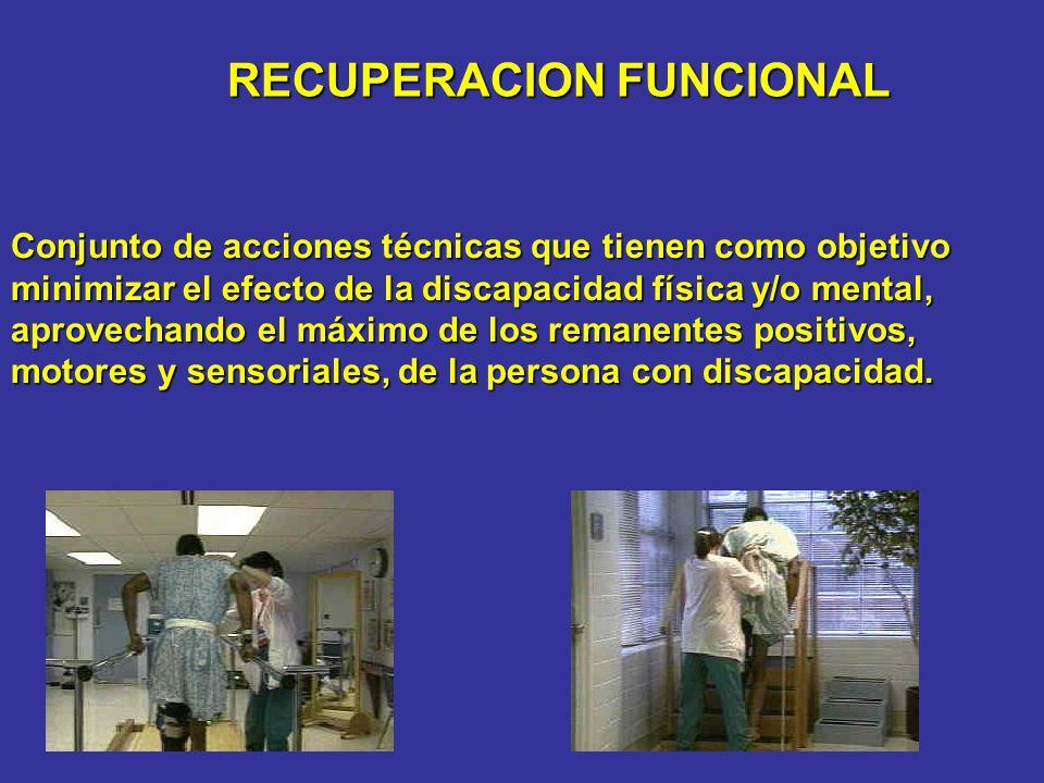 RECUPERACION FUNCIONAL