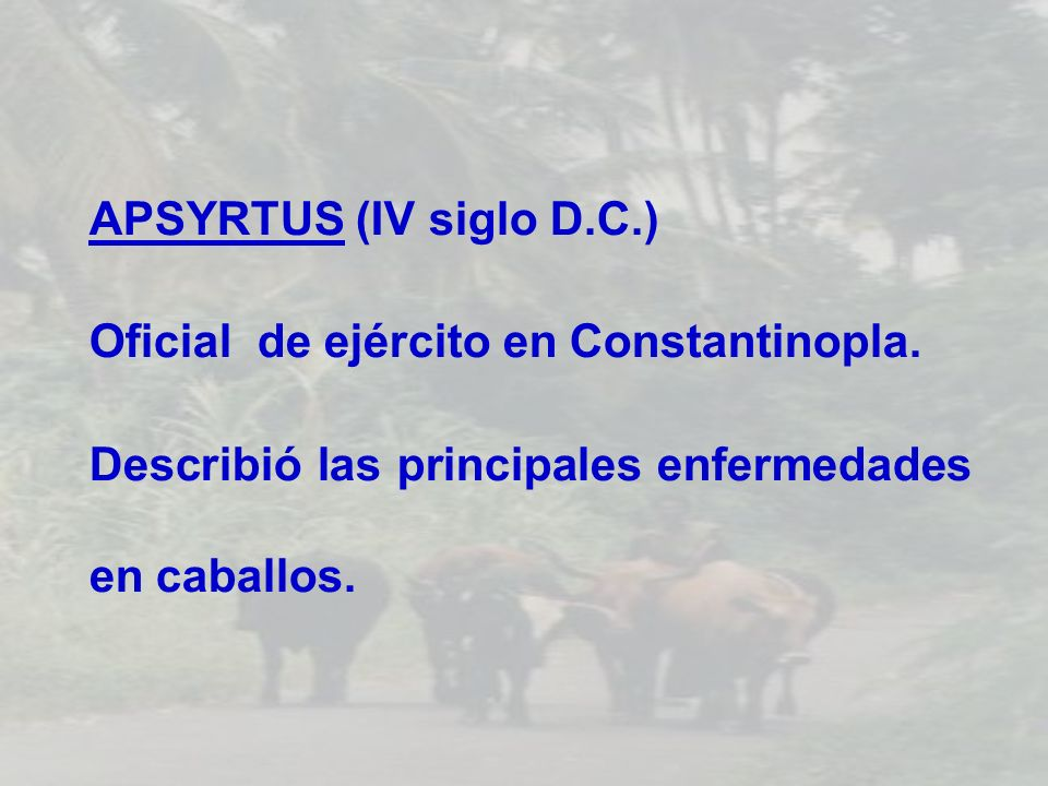 APSYRTUS (IV siglo D.C.)Oficial de ejército en Constantinopla.