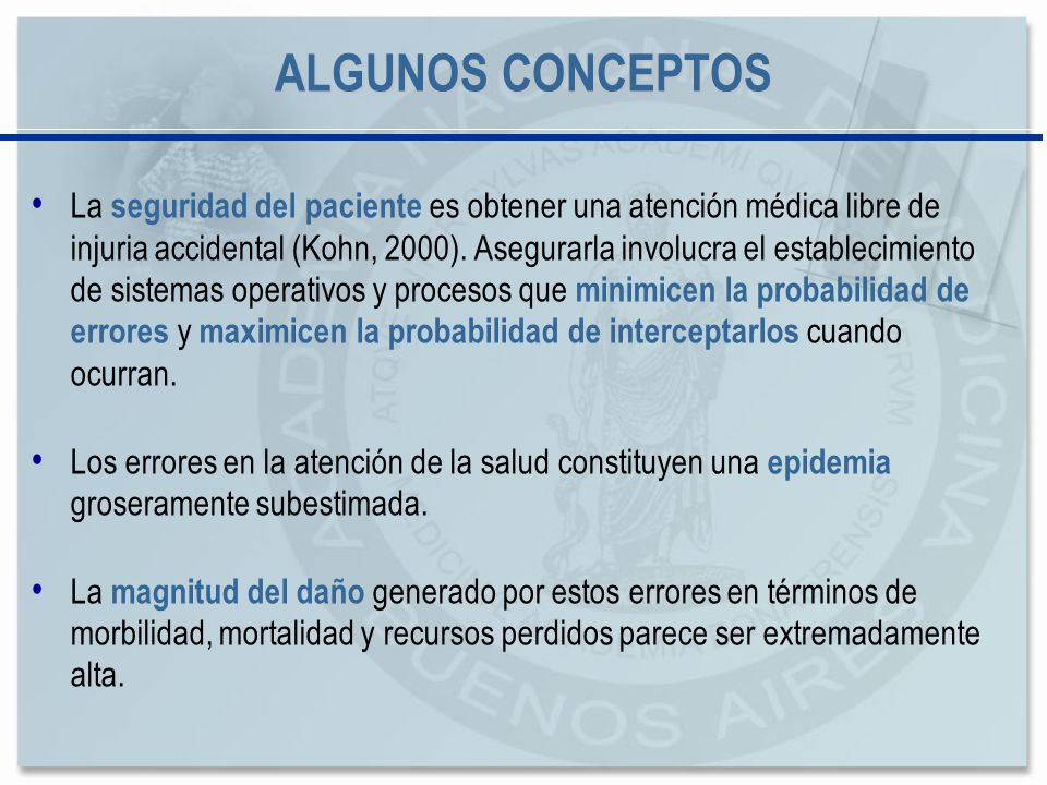 ALGUNOS CONCEPTOS