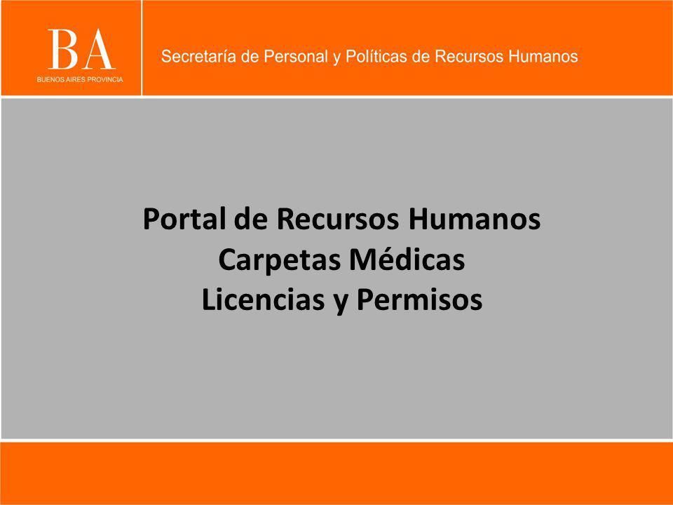 Portal de Recursos Humanos