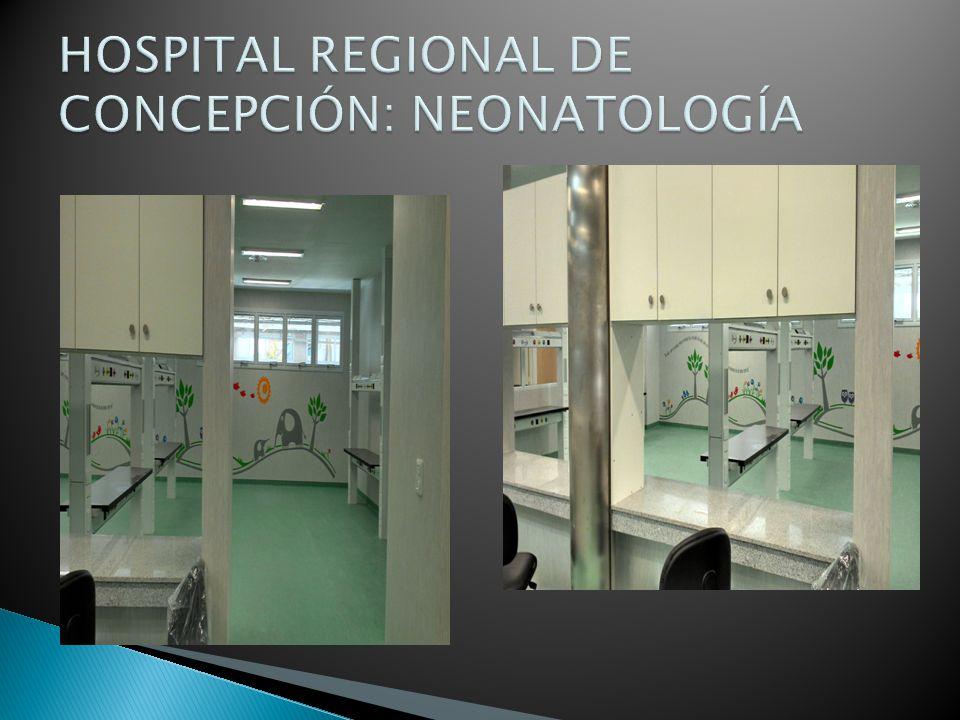 HOSPITAL REGIONAL DE CONCEPCIÓN: NEONATOLOGÍA