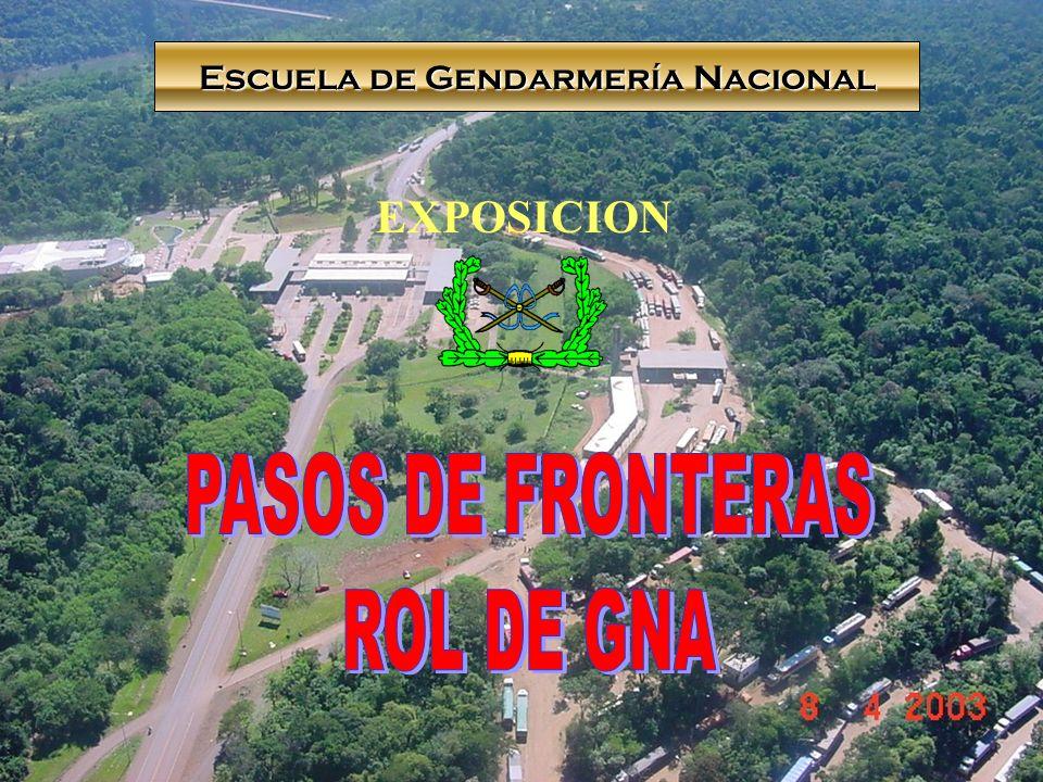 Escuela de Gendarmería Nacional