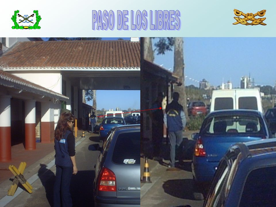 PASO DE LOS LIBRES