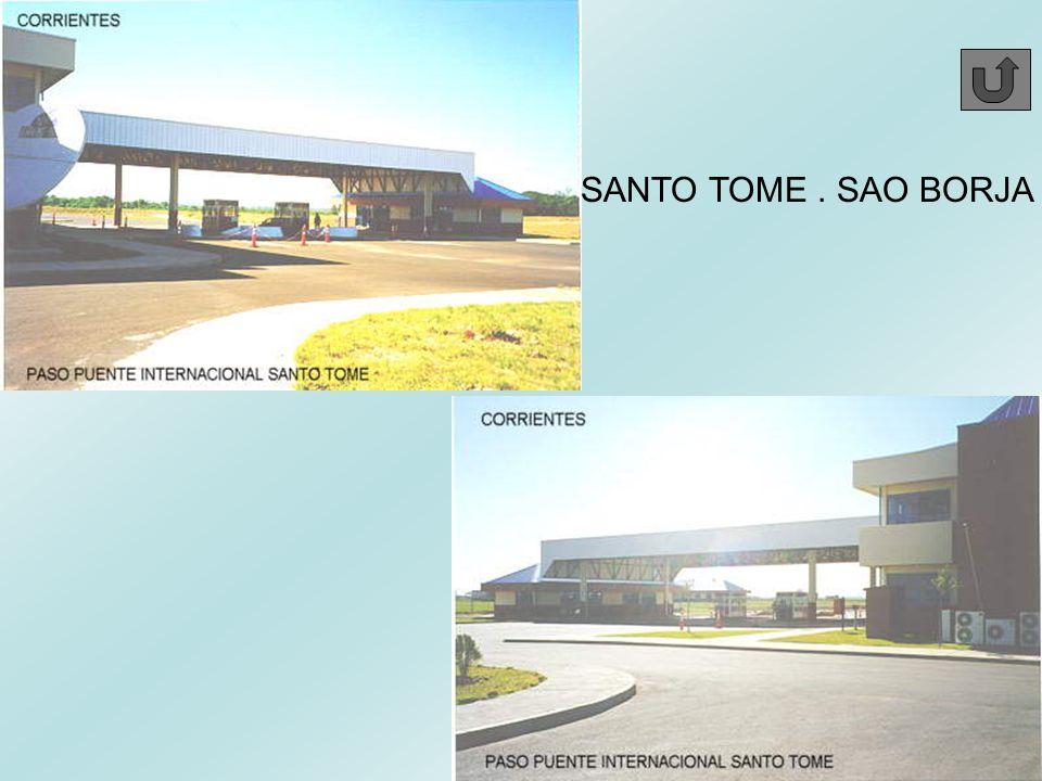 SANTO TOME . SAO BORJA