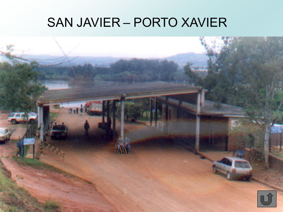 SAN JAVIER – PORTO XAVIER