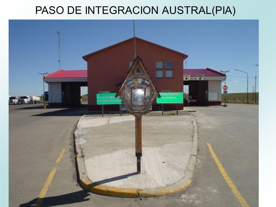 PASO DE INTEGRACION AUSTRAL(PIA)