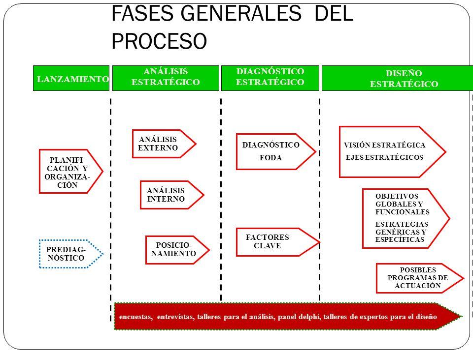 FASES GENERALES DEL PROCESO